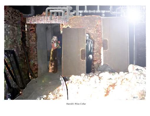 Harold's Wine Cellar