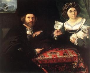Lotto,_Lorenzo_-_Husband_and_Wife