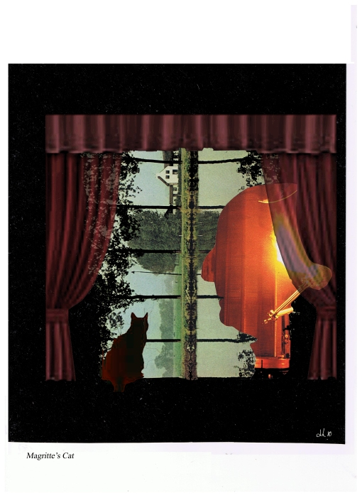 Magritte's Cat
