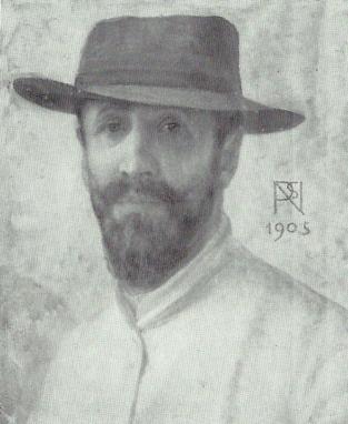Parisani-Selfportrait