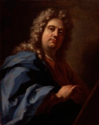 by Giovanni Antonio Pellegrini,painting,circa 1717