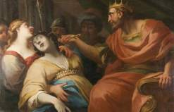 de' Matteis, Paolo; Esther before King Ahasuerus; Shipley Art Gallery; http://www.artuk.org/artworks/esther-before-king-ahasuerus-35587