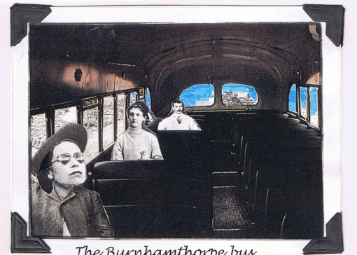 Burnhamthorpe Bus