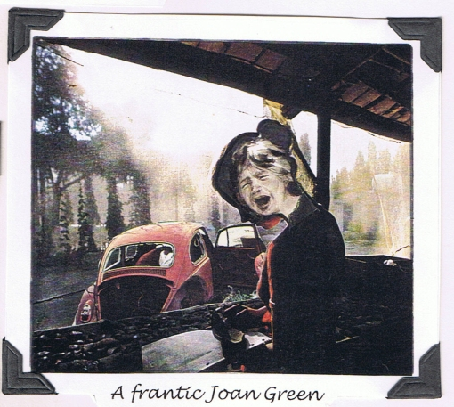 Frantic Joan Green